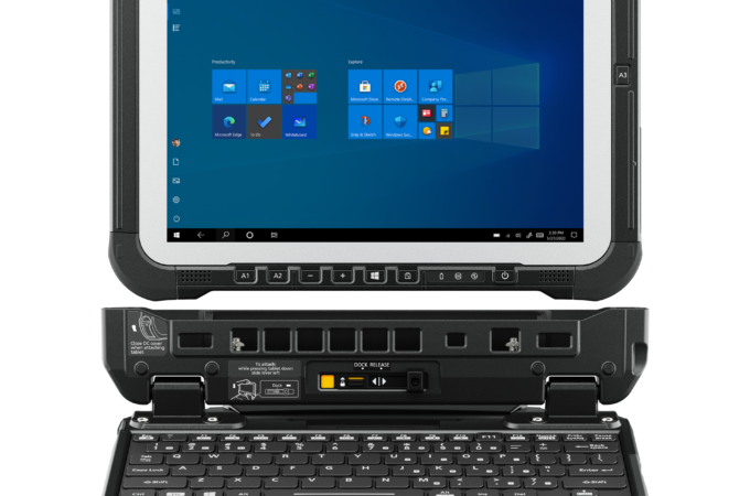 Add On When Needed: Panasonic 2-in-1 Toughbook G2 Built for the Future