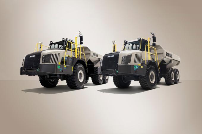 """Terex Trucks Changes Name to """"Rokbak"""" in Volvo Brand Transition"""